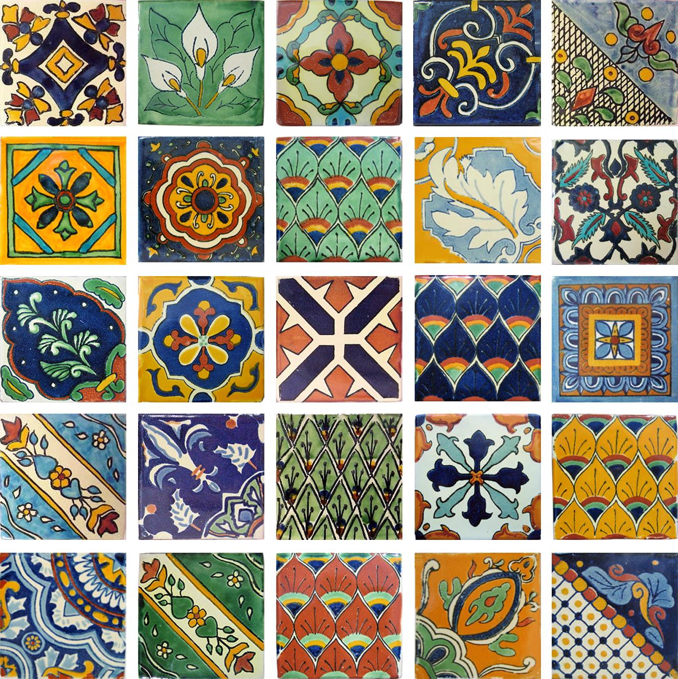 Mexican Tiles Connemara Skies Design Amp Ireland