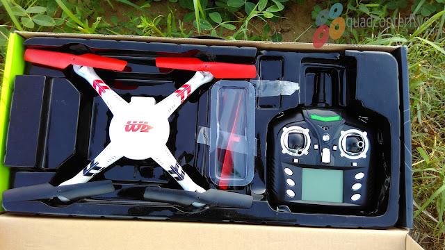 WLToys_V686G_FPV_Quadcopter_Unboxing
