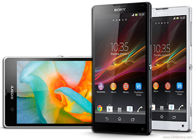 iPad Mini Vs Sony Xperia Z