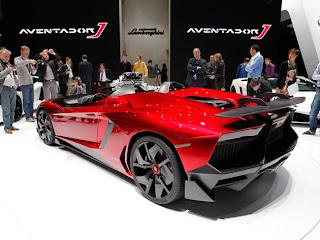 Review Cars 2013 Lamborghini Aventador J Price 2 1 Million
