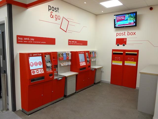 post machine