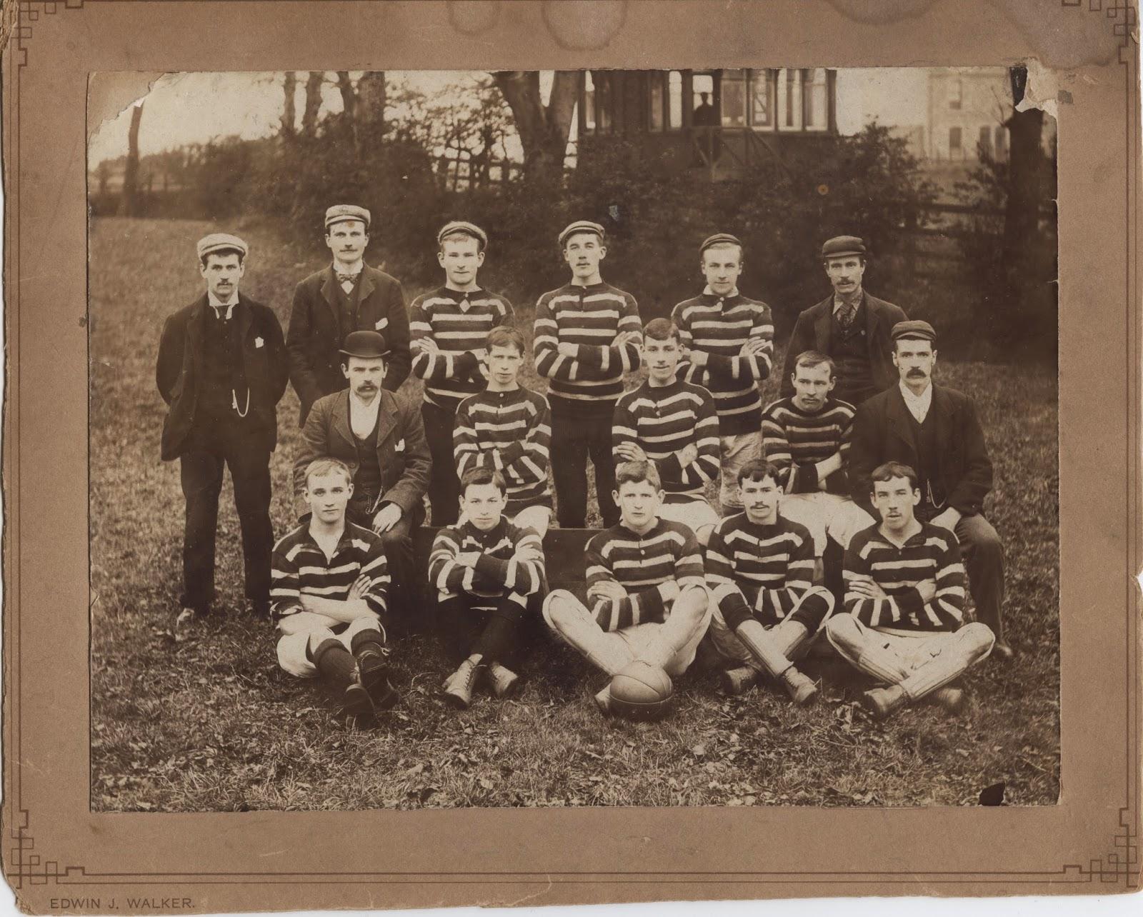 Falkirk Football Historian