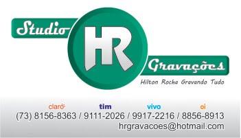 STUDIO HR GRAVAÇÕES