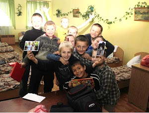 Vitaliy's 1st relpy to our pen-pal letters