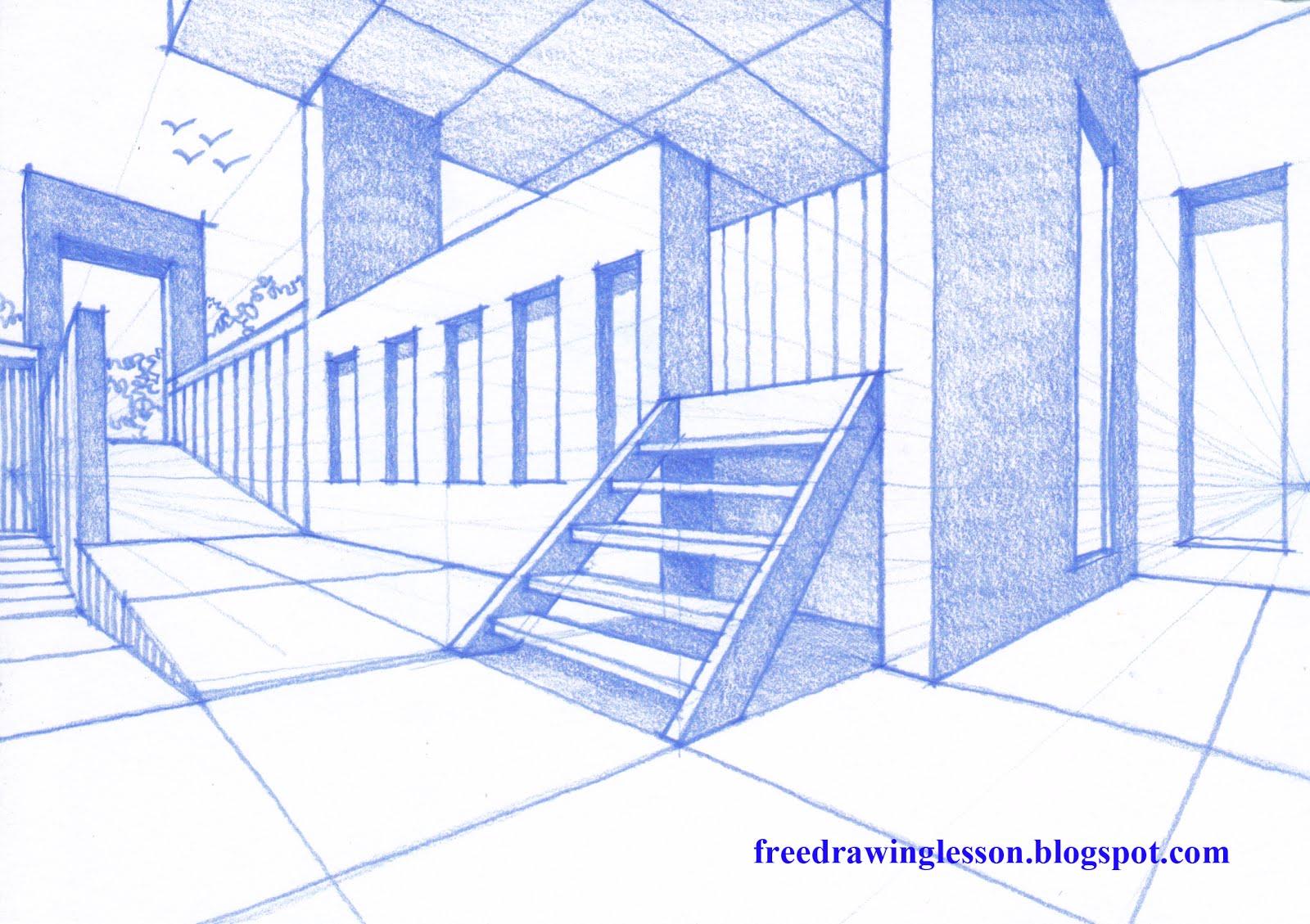 Dibujarte Tema 8b Perspectiva C 243 Nica Oblicua