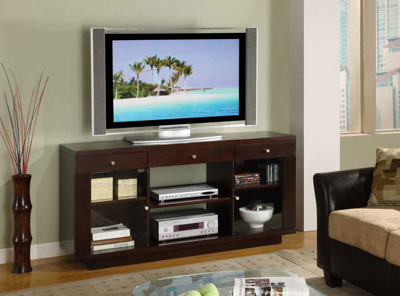 Modern Lcd Tv Wooden Stand Design - Home Ideas Designs
