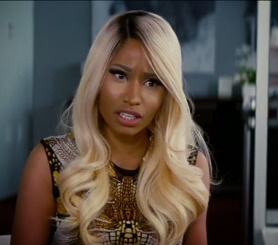 "Assista Nicki Minaj no trailer do filme ""The Other Woman"""