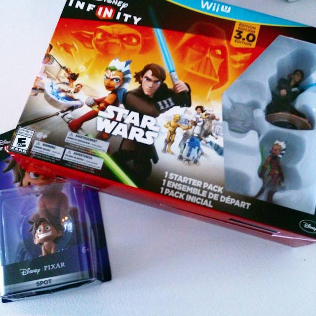Jour 2 avant Noël: Un kit de départ Disney Infinity 3.0