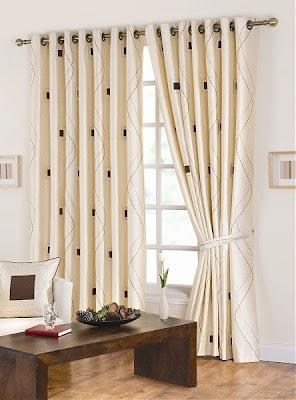 Modernos dise os de cortinas para dormitorios decorar decoraci n - Cortinas para habitaciones modernas ...