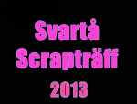 Svartå scrapträff 31 augusti 2013