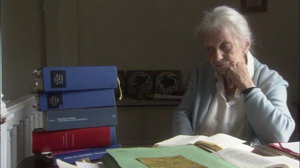 ... [The woman with the five elephants], a documentary about Svetlana Geier, ...