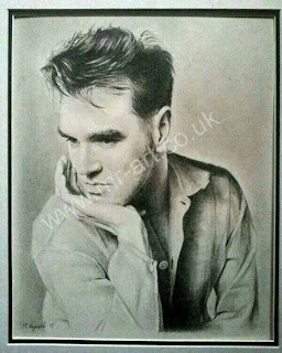 Morrissey Mark Reynolds Interview: Polaroid Pencil