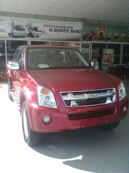 ISUZU D-MAX 2.5 OR 3.0