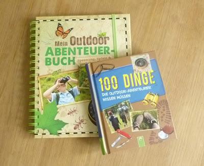 Mein Outdoor-Abenteuerbuch von Tchibo