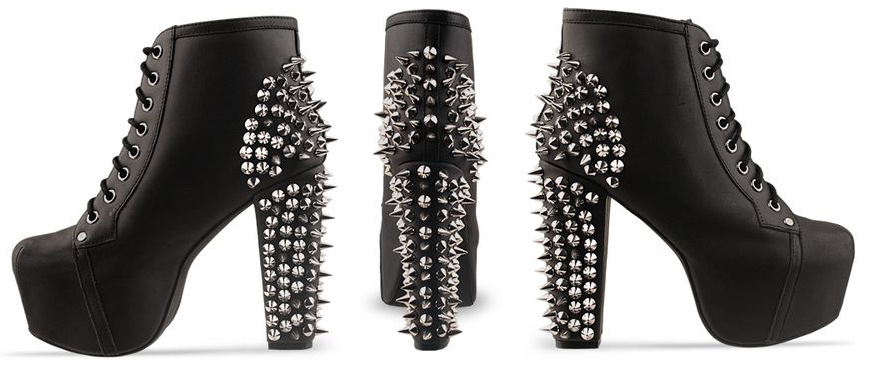 spiked litas