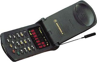 gadget tahun 90-an motorola startac