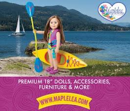 Maplelea Canada's Premium 18 inch Dolls
