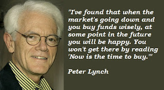 Quotes dari Peter Lynch