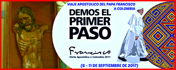 VIAJE APOSTOLICO DE FRANCISCO A COLOMBIA (clic en la imagen)