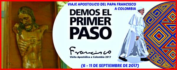 VIAJE APOSTOLICO DE FRANCISCO A COLOMBIA (clic en la imagen)