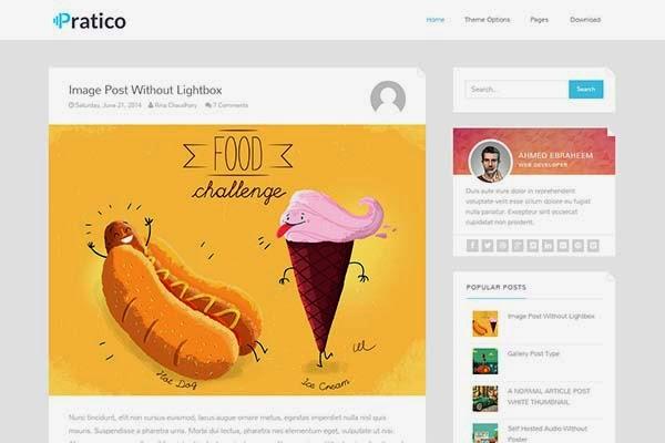 pratico-free-blogger-templates