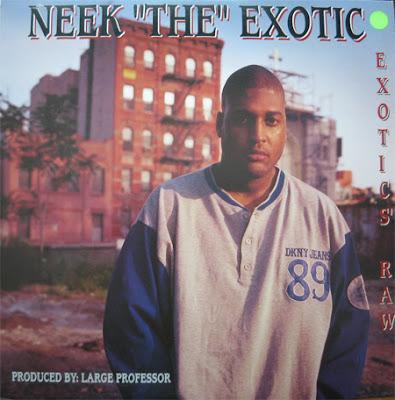 Neek & The Exotic – Exotic's Raw (CD) (2003) (320 kbps)