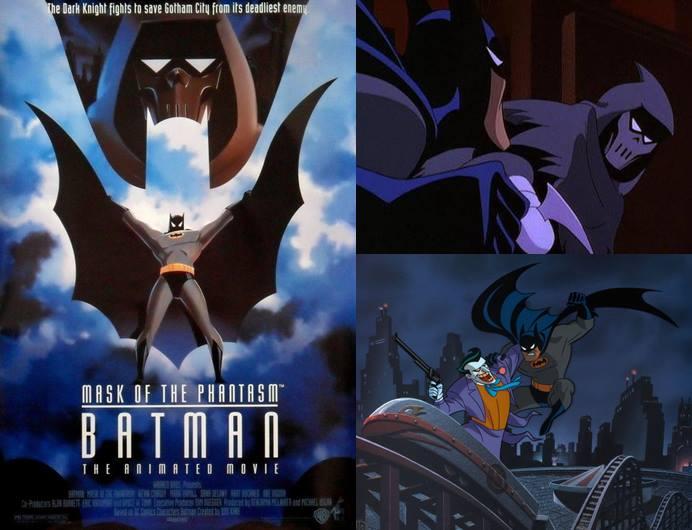 Empty Space: Review: Batman: Mask of Phantasm (1993)