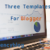 ثلاث قوالب  جميلة و معربة  للمدونات التقنية