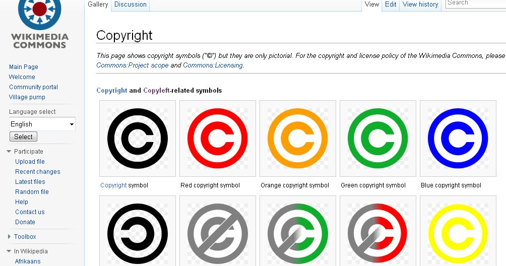 Create Video Notebook Placing A Copyright Notice In Your Video Part 3