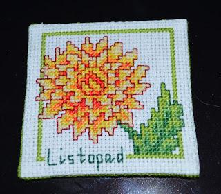 Kwiaty przez cały rok - LISTOPAD