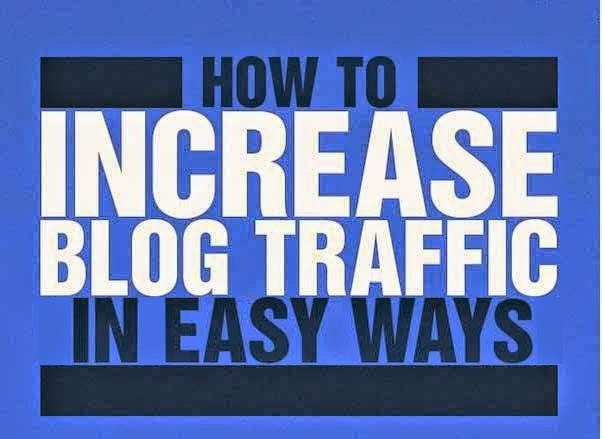 Increase Blog Traffic easily