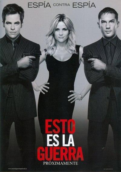 Esto es la Guerra DVDRip Español Latino Descargar 1 Link 2012