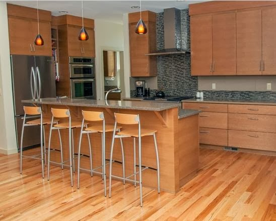 Bentuk lemari dapur kayu jati 2013-2014