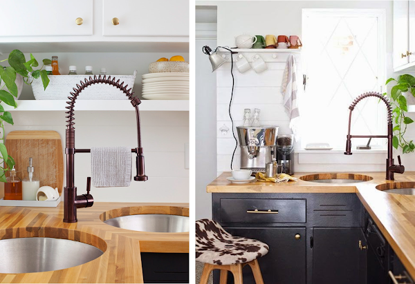 El antes y despu s de una cocina sin obras decorar tu - Reformas de cocinas sin obras ...
