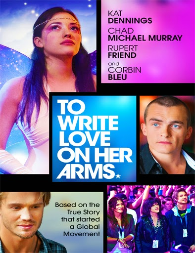 Ver To Write Love on Her Arms (2012) Online