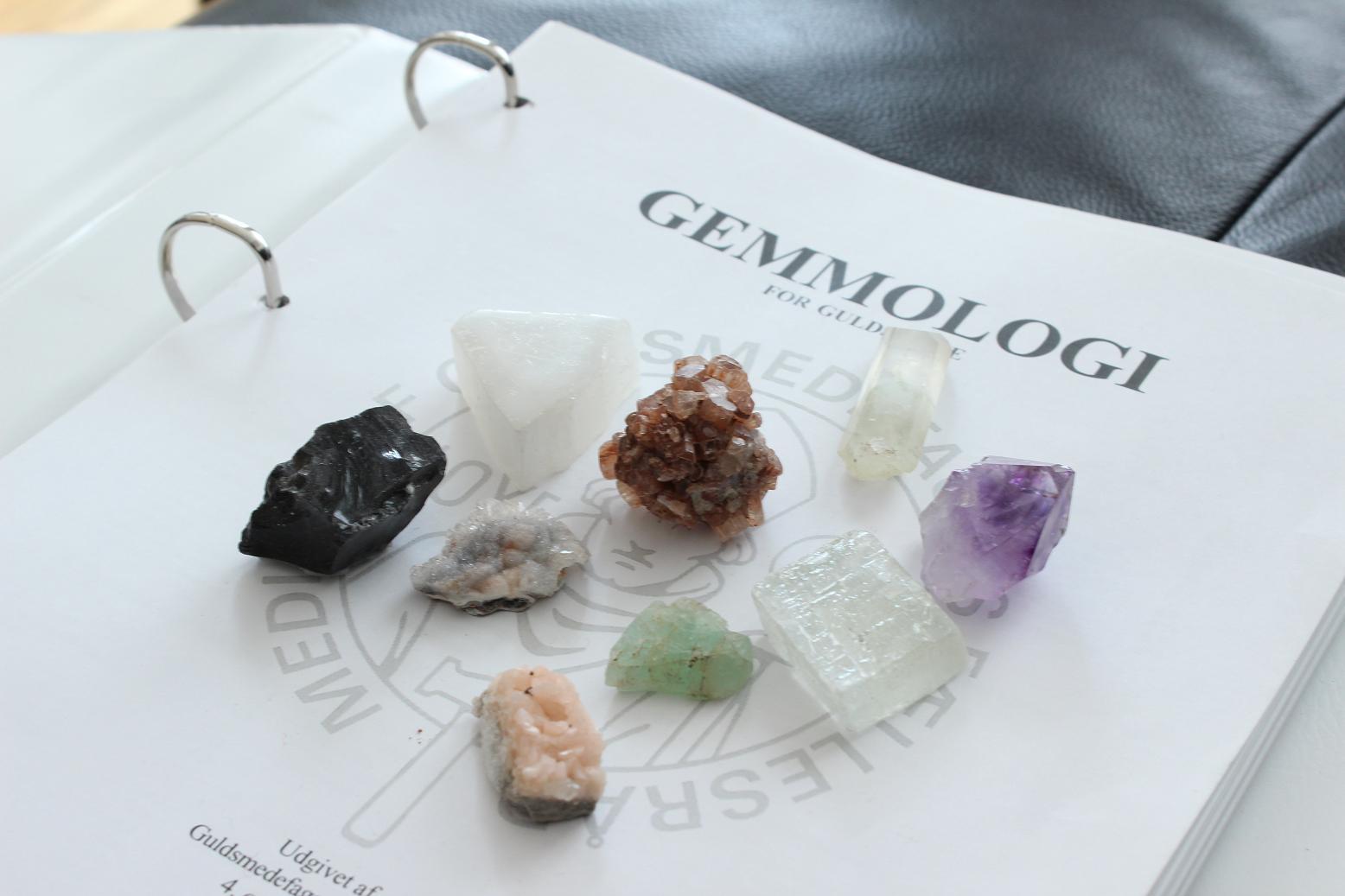 gemmologi for guldsmede