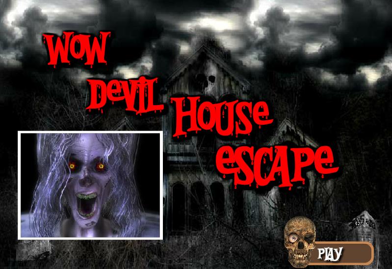 Best online escape games wow devil house escape for Minimalist house escape walkthrough