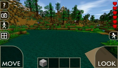 Survivalcraft Android Game Apk Latest Version Download.