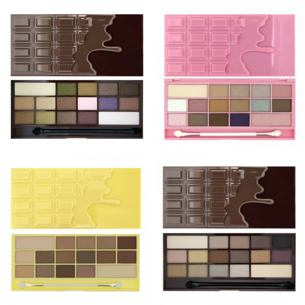 Behind Green Eyes: Too Faced Chocolate Bar Palette - Real vs Fake
