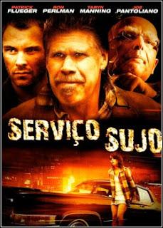 Download - Serviço Sujo DVDRip - AVI - Dual Áudio