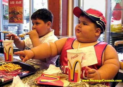 The average McDonald's meal contains so much sodium, unhealthy fat, sugar and empty carbs, it's staggering.