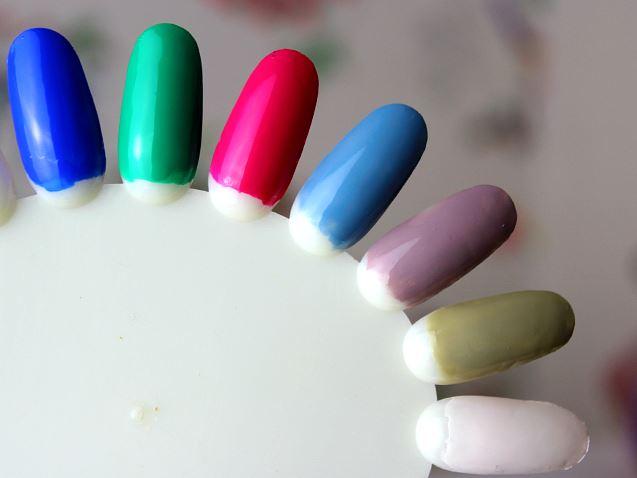 Barry M Gelly Hi-Shine Nail Paint Summer 2014