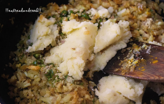 how to cook aloo gobi paratha recipe