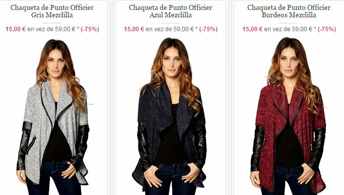 Tres modelos que nos han encantado por su originalidad y estilo moderno