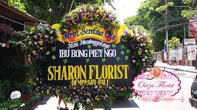 bunga papan duka cita surabaya, pesan bunga papan di surabaya