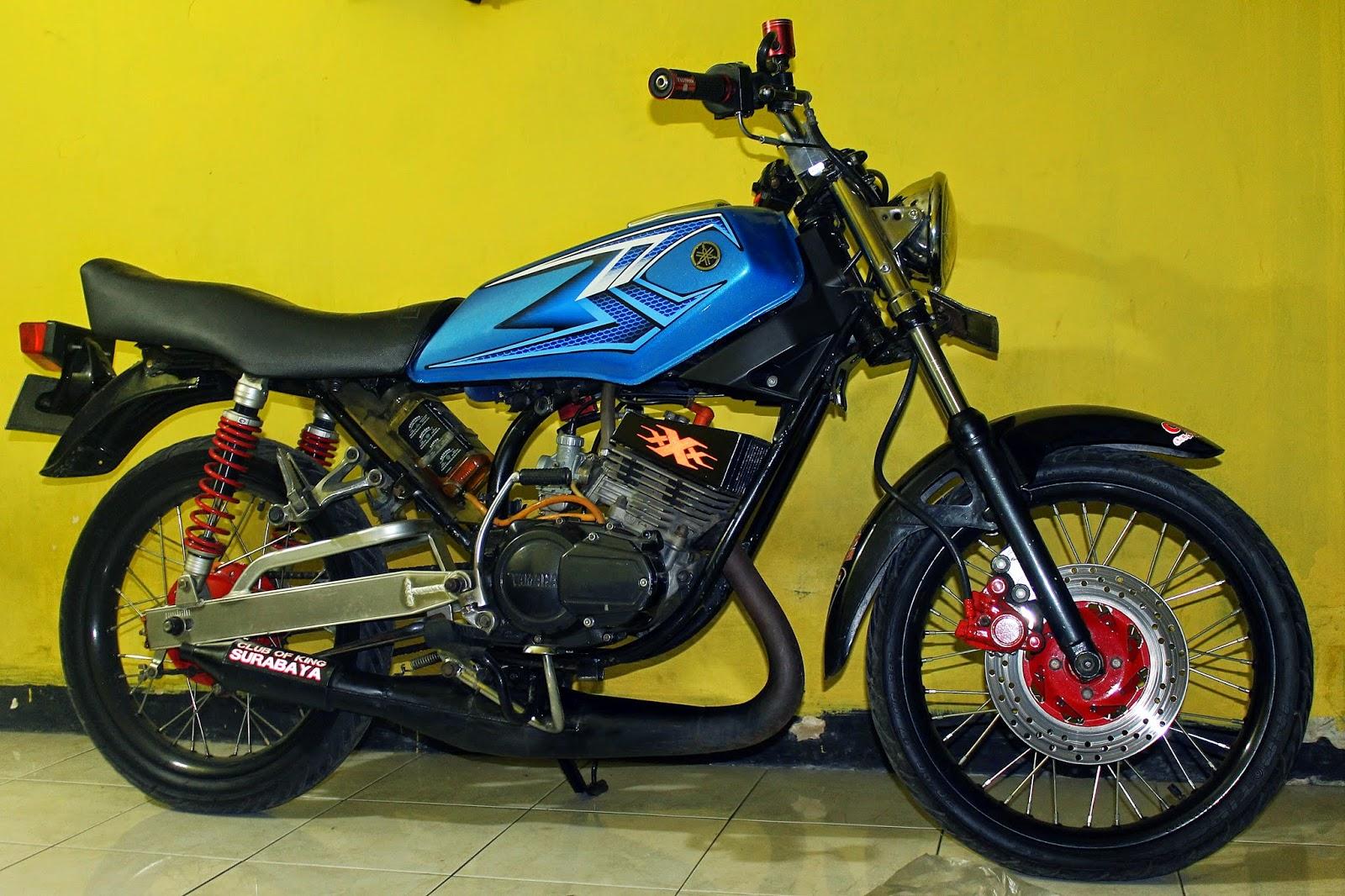 Clubofkingsurabayacrewsekti  Yamaha Rx