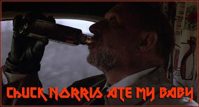 Chuck Norris Ate My Baby
