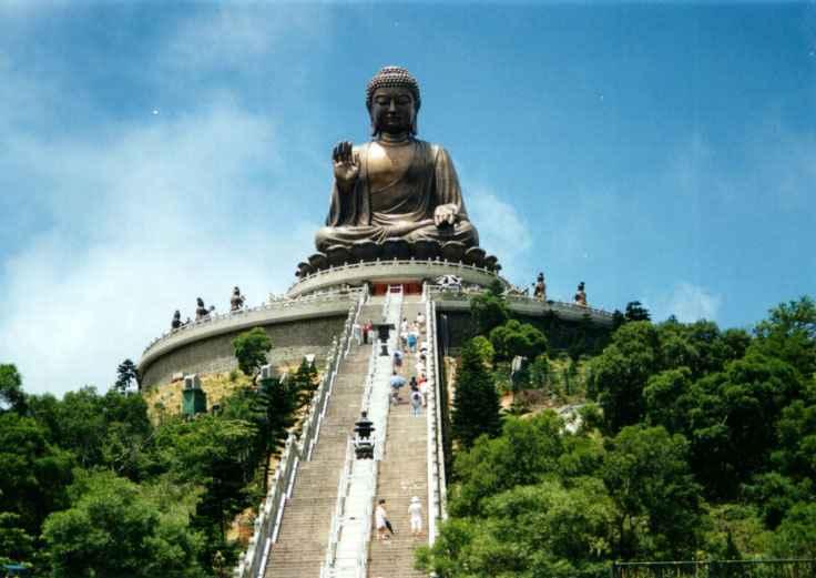 Giant Buddha Hong Kong Tour