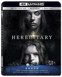 HEREDITARY on 4K, Blu-ray & DVD 9/4