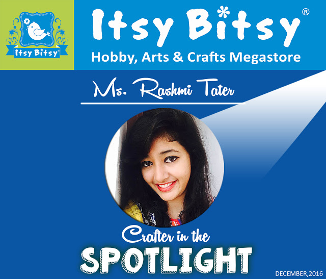 The crafter in spotlight !